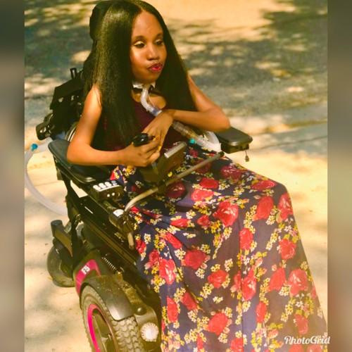 Terrific Yoocan Janiqua Williams My Pretty Wheelchair Life With Download Free Architecture Designs Itiscsunscenecom