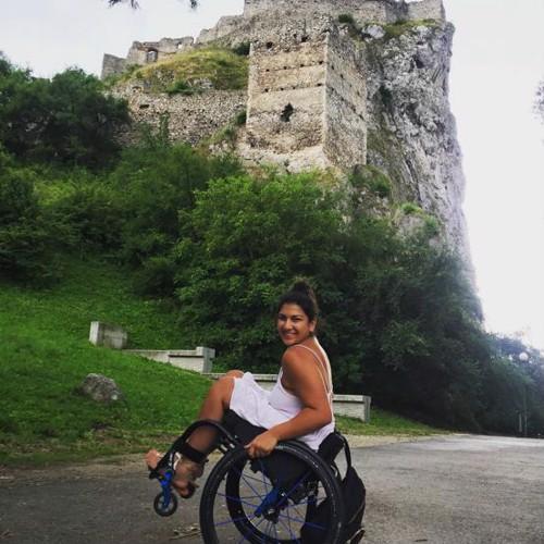 Yoocan Alysia Kezerian Wheelies Around The World